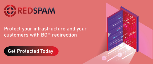 Protect your infrastructure and your customers with BGP redirection